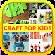 Easy Craft Tutorials for Kids : kids craft ideas