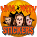 Halloween Cards and Spooky Stickers by AppsUniverse