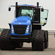 Wallpapers Tractor New Holland by petrguskov