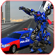 Police Limo Robot Battle by Game Skull Studio
