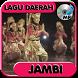 Lagu Jambi - Koleksi Lagu Daerah Mp3 by dikadev