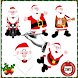 Drawing to Santa Claus by Tutorial How to draw Step by Step