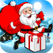 Santa Claus Run Christmas by Tiziapp