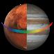 Mars&JupiterLiveWallpaperPro by OTOGI