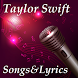 Taylor Swift Songs&Lyrics by MutuDeveloper