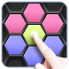 Block Puzzle Hexagon by ancillaryjqgn