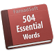 504 Essential Words (Premium) by farnadsoft