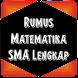 Rumus Matematika SMA Lengkap by Mediaku Apps