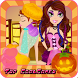Halloween pumpkin spa salon by Girl Games - Vasco Games