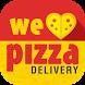 We Love Pizza by Deway