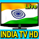 India Live TV Channels Free by HD TV For Mobile