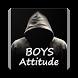 Boys Attitude Status by Desi Developer