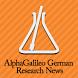 AlphaGalileo German News by Peter Green