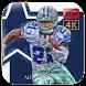 Ezekiel Elliott Wallpaper NFL by Alfarizqy Inc.