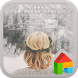 WinterLogin DodolLauncherTheme by iConnect
