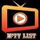 Best iptv m3u list pro by Golden apps professional