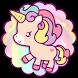 Cute baby Unicorn Mobile Theme by HD Theme launcher Creator