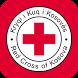 Red Cross of Kosova by LoYakk, Inc.