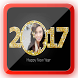 New Year Photo Frame 2017 by Lucky Yasa Dev