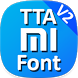 TTA MI Font by Than Toe Aung