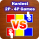 Hardest 2 Player Games by Apps Games Inc