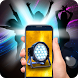 Flash strobe to music by Appercode