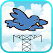 Rooftop Budgie Fell by Party Splash Puzzle Games Free Family Fun