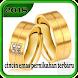 cincin emas pernikahan terbaru by Dodi_Apps