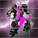 Slider Autobots Puzzle Game by Cholada