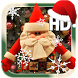 Santa Claus Christmas LWP by Aquasun Live Wallpaper