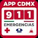 911 CDMX by C5 CDMX