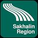 Sakhalin Region Map offline