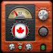 Radio FM Canada Online Free