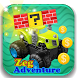 Zeg Adventure Blaze World by Blaze and Monster Machines Games