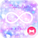 icon&wallpaper-Infinite Love- by [+]HOME by Ateam
