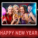 New Year Photo Frames by PHOTO BEAUTY PLUS