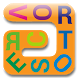 Vortoserc word search puzzle by Prosults Studio