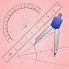 Ruler and Compass Geometry by Pyramid Programming Ltd