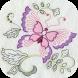 Embroidery Pattern Design by Marasheta
