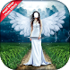 Angel Wings Photo Effects by hisab fashion suit apps