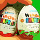 Surprise Eggs Kinder by Free Kid Game