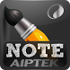 iNote for MyNote Bluetooth by Yifang Digital