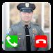 Fake Call Police by prankdeva