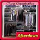 Closet Organization Ideas by Afterdawnapps