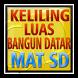 MAT SD Kel Luas Bangun Datar by Aqila Course