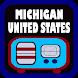 Michigan USA Radio by Enkom Apps