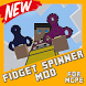 Fidget Spinner MOD for MCPE by ClownTuch