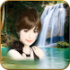 Waterfall Photo Frames – collage Photo Editor by Funky Apps Valley