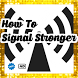 how to signal stronger by tongchaiapp