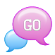 GO SMS - Cotton Candy SMS by SCSCreations